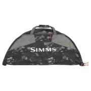Simms Taco Bag Hex Flo Camo Carbon
