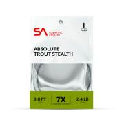 Scientific Anglers Absolute Trout Stealth Leader 9'
