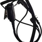 Brecom Miniheadsett Peltor/M5/ZODIAC TEAM
