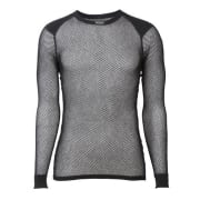 Brynje Wool Thermo Shirt w/ inlay Black
