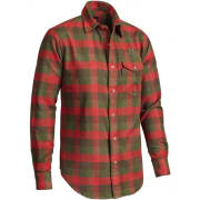 Chevailier Marnoch H Flannel Shirt LS Check