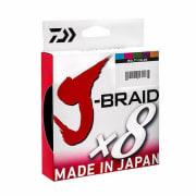 Daiwa J-Braid X8 Multicolor 300m