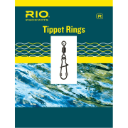Rio Trout Tippet Ring 10-pack S