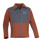 Guideline Alta Fleece Jacket Brick