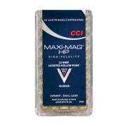 CCI Magnum 22 WMR Maxi-Mag 40.gr JHP