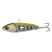 Savage Gear Switch Blade Minnow Green Silver Ayu
