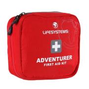 Lifesystems Førstehjelpspakke Adventurer Rød