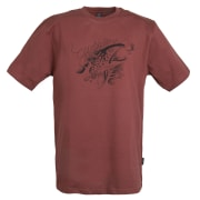 Guideline Angry Trout ECO Tee Brick