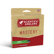 Scientific Anglers Mastery MPX Buckskin/Optic Green WF-Line