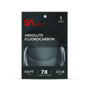 Scientific Anglers Absolute Fluorocarbon Leader