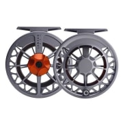 Lamson Guru Series II Grey/Orange