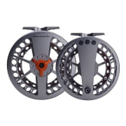 Lamson Speedster Grey/Orange
