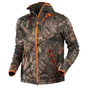 Härkila Moose Hunter Fleece Jakke Mossyoak Break-Up Country/Mossyoak Orangeblaze
