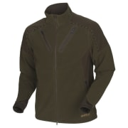 Härkila Mountain Hunter Fleece Jakke Hunting Green/Shadow Brown