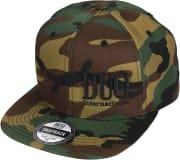 DUO Snapback Cap Camouflage