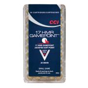 CCI 17HMR GAMEPOINT 20.gr