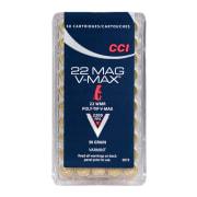 CCI Magnum 22 WMR Maxi-Mag 30.gr V-MAX