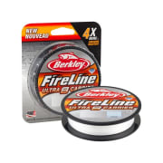 Berkley FireLine Ultra 8 300m Crystal