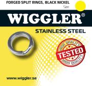 Wiggler Splittringer
