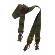 Chevalier Suspenders 50mm C/S Green, OS