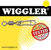 Wiggler Speedy Snap Black Nickel