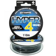 R.T. Hyper 4-Braid 110m Grey