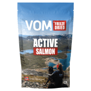 VOM Freeze Dried Active Salmon 900 g