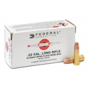 Federal 22 LR RTP 40gr. CPRN (50 pk.) Jaktia Edition