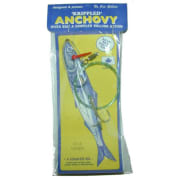 Anchovy Brislingtackel Rigget Clear