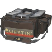 Westin W3 Jumbo Lure Loader (4 boxes) Large Grizzly Brown/Black