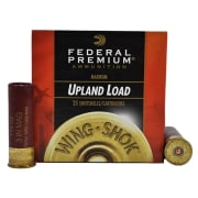 Federal Premium Wing Shok High Velocity