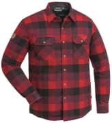 Pinewood Classic Canada Shirt Röd