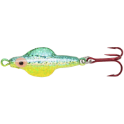 Lindy Rattl'N Flyer Spoon Emerald Shiner