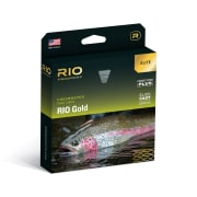 RIO Elite RIO Gold WF4F Moss/Gold/Gray