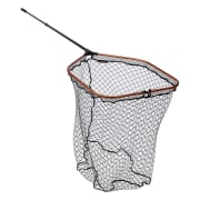 SG Competition Pro Tele Folding Net Rubber X-Large Mesh L (65x50cm)