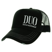 DUO Promo Trucker Cap 18 Black