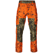 Seeland Vantage Bukse InVis Green/InVis Orange Blaze