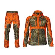 Seeland Vantage Jaktdress InVis Green/InVis Orange Blaze