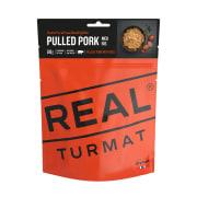 Real Turmat Pulled pork med ris