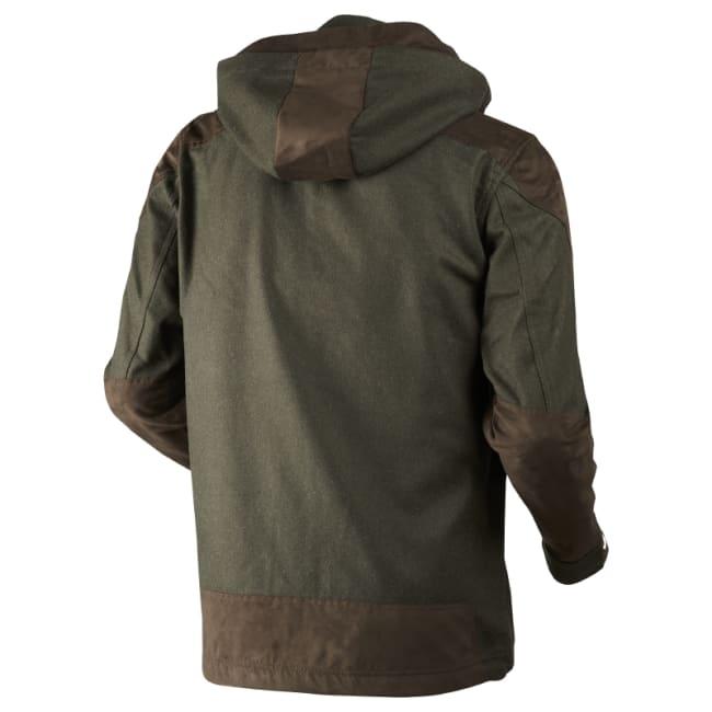 Härkila Metso Active jakke Willow greenShadow brown