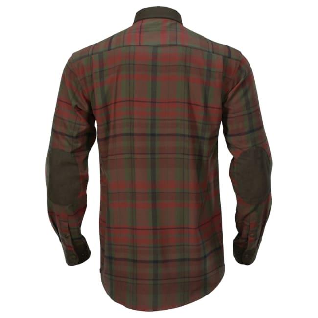 Härkila Pajala skjorte, Red check | Alt til jakt, tur og