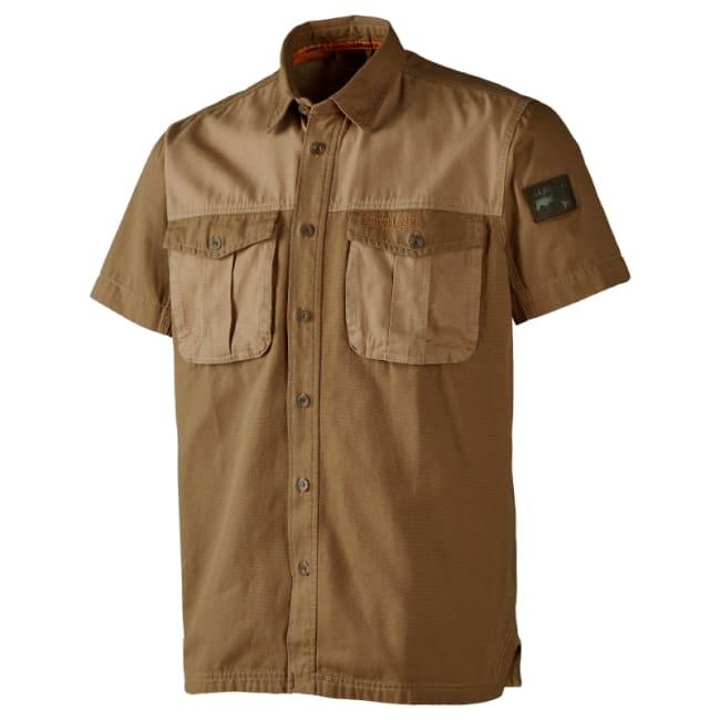 harkila skjorte brun