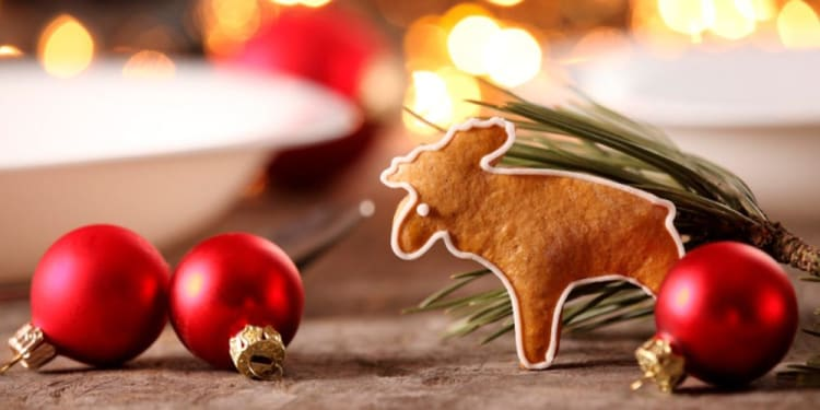 Vårt ville julebord!