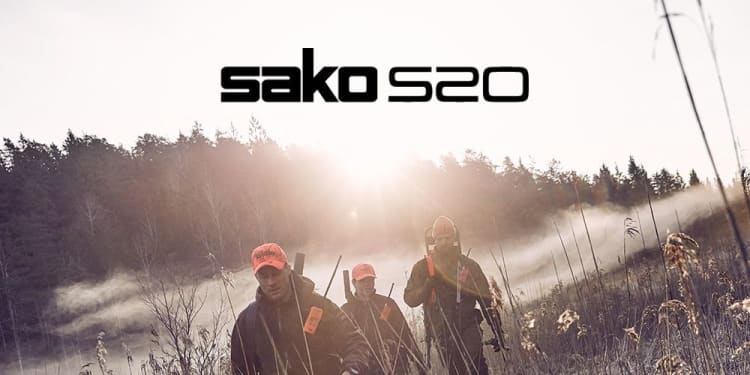 Årets store våpennyhet fra Sako!