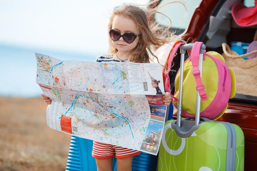 traveling sejak dini