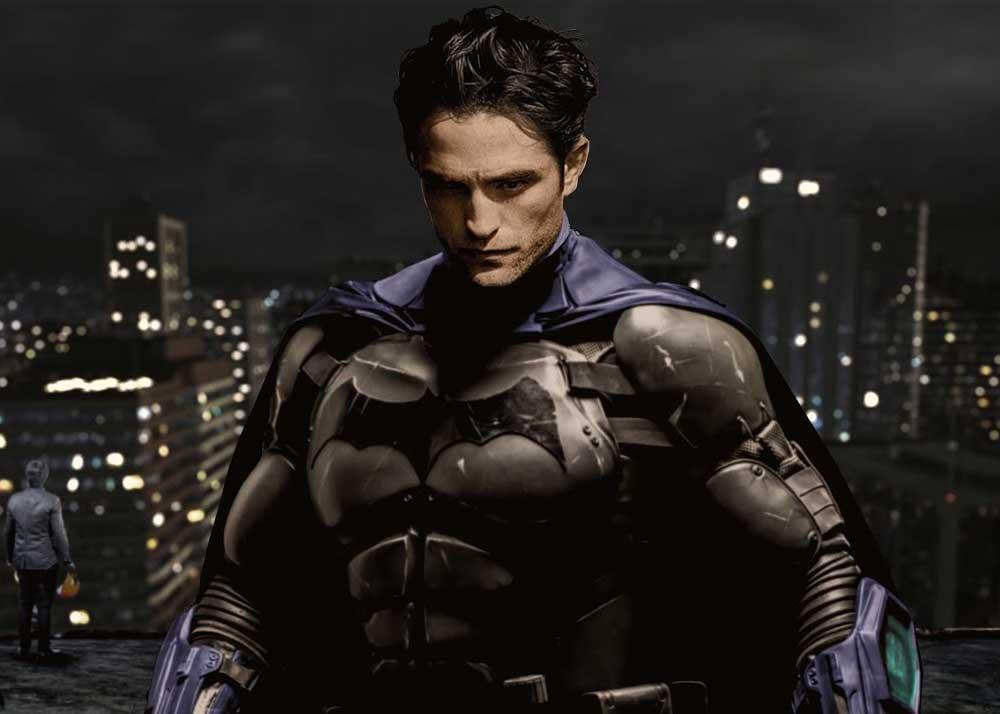 Robert Pattinson sebagai The Batman