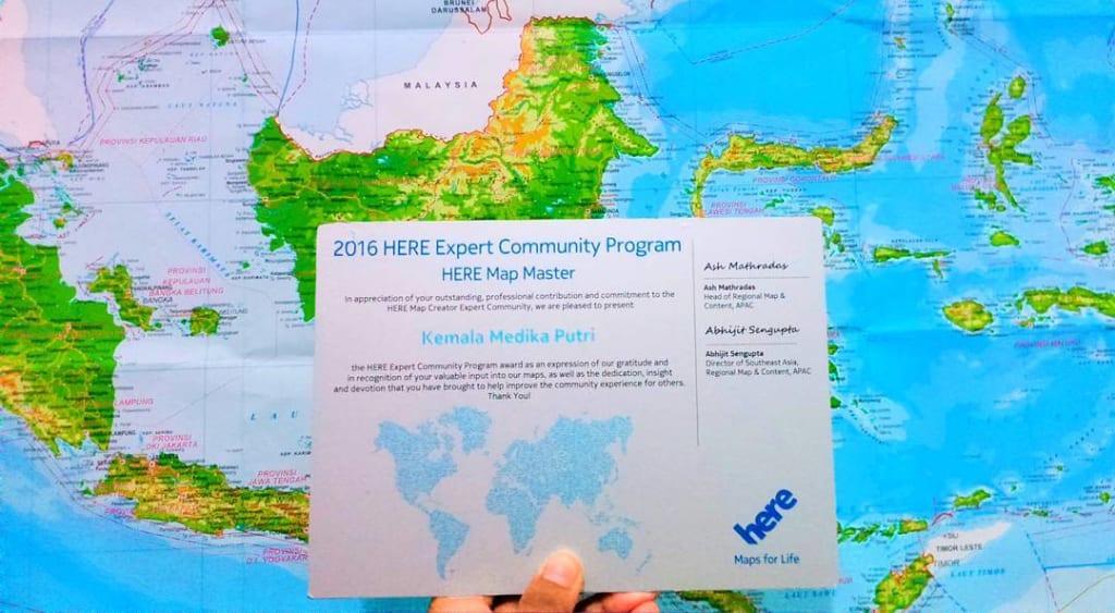 Here Indonesia Expert Community