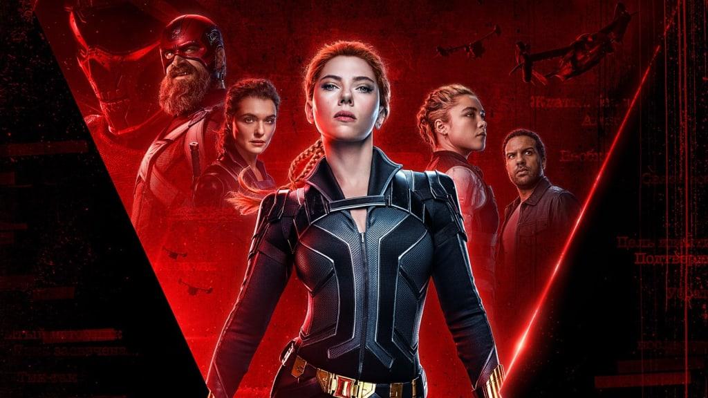 Scarlett Johanson as Black Widow