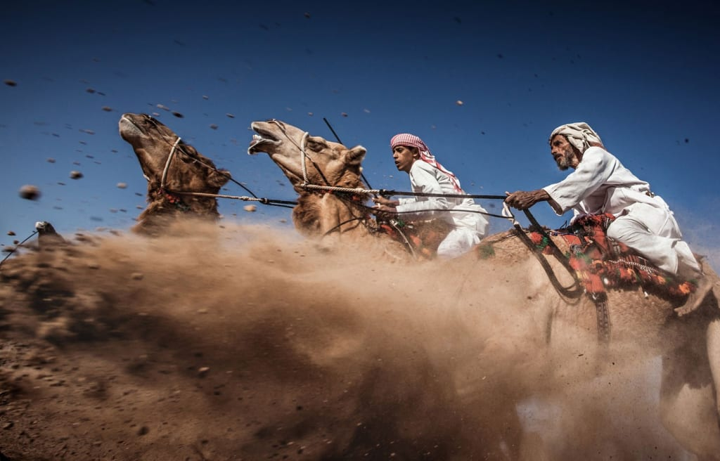Foto: Ahmed Al Toqi National Geographic Traveler Photo Contest 2015