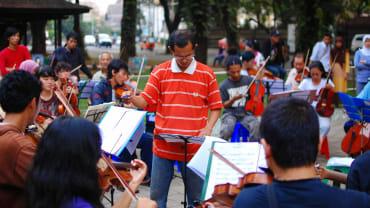 Orkestra Taman Suropati